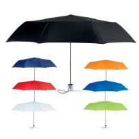 "38"" Mini Folding Compact Umbrella"